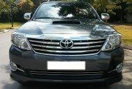 Cần bán xe Toyota Fortuner 2015 MT dầu, màu xám chì zin nguyên giá 776 triệu tại Tp.HCM