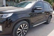 Bán xe Kia Sorento 2.4 đời 2016, màu đen như mới giá 689 triệu tại Hà Nội
