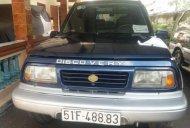 Bán xe Suzuki Vitara 1.6 đời 2004, màu xanh lam, nhập khẩu   giá 168 triệu tại Tp.HCM