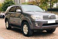 Bán Toyota Fortuner 2010 máy dầu, xám chì xe đi kỹ giá 585 triệu tại Tp.HCM
