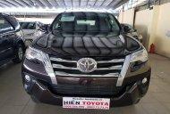 Bán Toyota Fortuner 2.4G sản xuất 2017, màu nâu, nhập khẩu, giá 990tr giá 990 triệu tại Tp.HCM