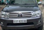 Bán gấp Toyota Fortuner sản xuất 2009, màu xám, 530 triệu giá 530 triệu tại Tp.HCM