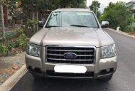 Cần bán gấp xe Ford Everest 2008, màu vàng giá 360 triệu tại Bình Dương