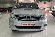 Bán Toyota Fortuner sản xuất năm 2014, màu bạc, giá cạnh tranh giá 745 triệu tại Phú Thọ