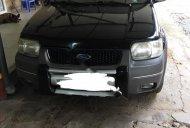 Bán Ford Escape năm 2003, màu đen, nhập khẩu số sàn giá 250 triệu tại Tp.HCM