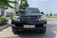 Bán Lexus GX 470 sản xuất 2009, màu đen, nhập khẩu giá 1 tỷ 350 tr tại Hà Nội