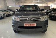 Cần bán xe Toyota Fortuner năm 2009, màu xanh lam, giá cạnh tranh giá 585 triệu tại Phú Thọ