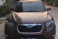 Bán Hyundai Santa Fe 2.4L 4WD đời 2010, màu nâu, xe nhập giá 550 triệu tại Sơn La