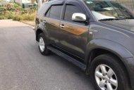 Chính chủ bán xe Toyota Fortuner 2.7V 4x4 AT 2009, màu xám giá 435 triệu tại Hà Nam