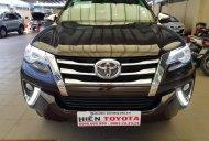 Bán Toyota Fortuner 2.7V sản xuất năm 2019, màu nâu, xe nhập giá 1 tỷ 180 tr tại Tp.HCM