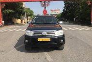 Cần bán xe Toyota Fortuner 2.7V 4x4AT năm 2009, màu đen, 1 chủ, xe cực gắt, xuất sắc giá 480 triệu tại Hà Nội