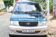 Gia đình bán xe Toyota Zace GL năm 2003, màu xanh dưa giá 268 triệu tại Bình Dương