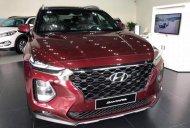 Bán Hyundai Santa Fe 2.2 đời 2019, màu đỏ giá 1 tỷ 185 tr tại Tp.HCM