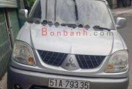 Cần bán lại xe cũ Mitsubishi Jolie SS đời 2005, màu bạc giá 165 triệu tại Tp.HCM