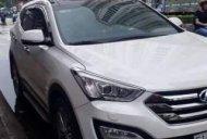 Bán Hyundai Santa Fe 2016, màu trắng giá Giá thỏa thuận tại Tp.HCM