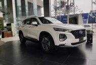 Cần bán xe Hyundai Santa Fe đời 2019, màu trắng, nhập khẩu giá 1 tỷ 245 tr tại Tp.HCM