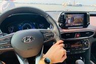 Bán xe Hyundai Santa Fe năm sản xuất 2019, màu trắng giá 1 tỷ 200 tr tại Tp.HCM