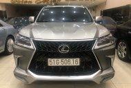 Bán Lexus LX570 đời 2018, màu bạc, nhập khẩu giá 7 tỷ 600 tr tại Tp.HCM
