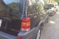 Cần bán Ford Escape XLT năm 2004, màu đen giá 155tr giá 155 triệu tại Thanh Hóa