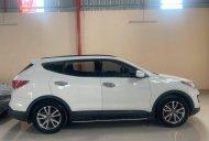Bán xe Hyundai Santa Fe năm sản xuất 2013, màu trắng  giá 755 triệu tại Tp.HCM