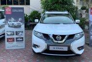Bán Nissan X trail 2.5 SV 4WD sản xuất năm 2018, màu trắng giá 1 tỷ 23 tr tại Hà Tĩnh
