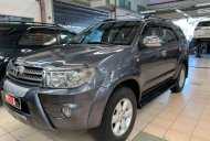 Bán ô tô Toyota Fortuner G đời 2009, màu xám số sàn giá 630 triệu tại Tp.HCM