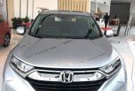 Bán Honda CR V L đời 2019, màu bạc, nhập từ Thái giá 1 tỷ 93 tr tại Tp.HCM