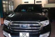 Cần bán xe Ford Everest năm 2016, màu đen, nhập khẩu còn mới giá 1 tỷ 200 tr tại Hà Nội
