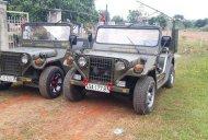 Chính chủ bán Jeep A2 đời 1990, màu xanh lục, xe nhập, máy Toyota giấy tờ hợp lệ giá 220 triệu tại Tp.HCM