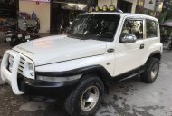 Bán ô tô Ssangyong Korando TX5 2004, màu trắng, xe nhập, giá chỉ 215 triệu giá 215 triệu tại Hà Nội