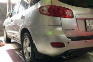 Bán Hyundai Santa Fe 2.7AT năm sản xuất 2008, màu bạc, giá 405tr giá 405 triệu tại Tp.HCM