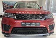 Cần bán xe LandRover Range Rover HSE màu đỏ, sx 2019, màu đỏ, nhập khẩu nguyên chiếc giá 5 tỷ 709 tr tại Tp.HCM