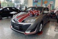 Cần bán Toyota Vios 1.5E MT 2019, màu bạc trả góp từ 120 triệu giá 490 triệu tại Tp.HCM
