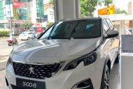 Cần bán Peugeot 5008 1.6 AT 2019, màu trắng giá 1 tỷ 313 tr tại Tp.HCM