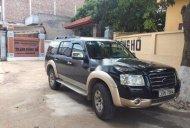 Cần bán Ford Everest đời 2008, màu đen, đăng ký đầu năm 2009 giá 375 triệu tại Hà Nội