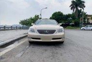 Cần bán gấp Lexus LS 460L năm 2008, màu vàng, xe nhập giá 1 tỷ 250 tr tại Hà Nội