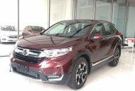 Bán Honda CR V L 2019, màu đỏ, nhập từ Thái giá 1 tỷ 93 tr tại Tp.HCM
