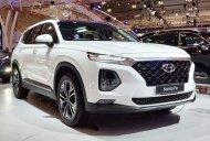 Bán xe Hyundai Santa Fe Premium 2019, màu trắng xe giao ngay giá 1 tỷ 225 tr tại Tp.HCM