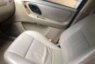 Bán Ford Escape đời 2005, màu đen, nhập khẩu, chính chủ giá 220 triệu tại Thanh Hóa