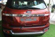 Bán Ford Everest Titanium 2.0L 4x4 AT sản xuất năm 2019, màu đỏ, nhập khẩu giá 1 tỷ 319 tr tại Hà Nội