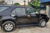 Cần bán Toyota Fortuner đời 2012, màu đen, nhập khẩu giá 680 triệu tại Hà Nam