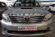 Bán ô tô Toyota Fortuner 2.4G máy dầu 2015, màu bạc, giá chỉ 820 triệu giá 820 triệu tại Tp.HCM