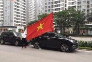 Bán Hyundai Santa Fe 2.2L 4WD đời 2017, màu đen, chính chủ giá 1 tỷ 70 tr tại Hà Nội