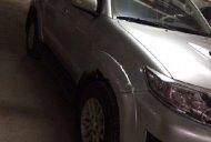 Cần bán Toyota Fortuner 2.5G 2013, màu bạc, xe gia đình giá 750 triệu tại Tp.HCM