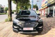 Cần bán Hyundai Santa Fe santafe 2.2 4WD, phun dầu 2018, màu đen giá 1 tỷ 60 tr tại Hà Nội