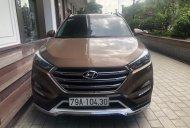 Bán Hyundai Tucson 2.0AT màu nâu titan, nhập Hàn Quốc 2015, bản đặc biệt xe đẹp giá 778 triệu tại Tp.HCM