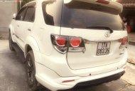 Bán Toyota Fortuner TRD Sportivo 4x2 AT đời 2016, màu trắng, xe gia đình  giá 850 triệu tại Thái Bình