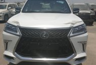 Bán xe Lexus LX 570 MBS Autobiography Edition sản xuất năm 2019 màu trắng, nhập khẩu giá 10 tỷ 299 tr tại Hà Nội