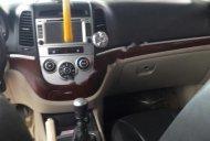 Bán Hyundai Santa Fe năm sản xuất 2008, màu đen, xe nhập giá 420 triệu tại Bình Định