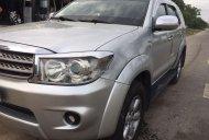 Bán Toyota Fortuner năm sản xuất 2011, màu bạc giá 580 triệu tại TT - Huế